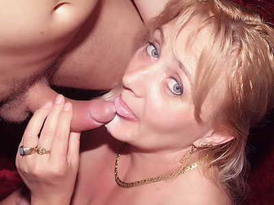 Mature kitten Blowjobs