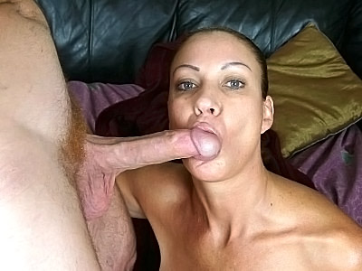 angel Mature Blowjob