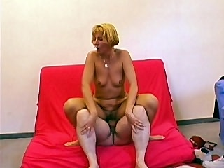 Hard assfucked Mature